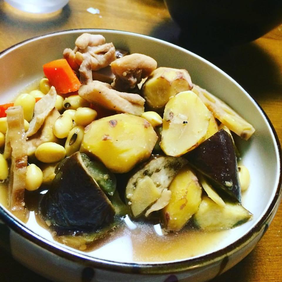 丹波栗のうま煮